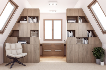 Home Office makeover design in Kenilworth